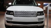 Range Rover front at the 2015 Detroit Auto Show