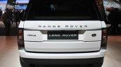Range Rover rear at the 2015 Detroit Auto Show