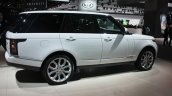 Range Rover side at the 2015 Detroit Auto Show