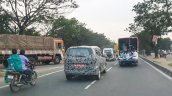 Renault Lodgy Spied rear