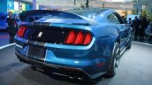 Shelby GT350R Mustang at the 2015 Detroit Auto Show