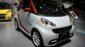 Smart ForTwo Flashlight front three quarter at the 2015 Detroit Auto Show