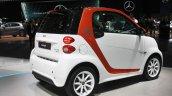 Smart ForTwo Flashlight rear three quarter at the 2015 Detroit Auto Show