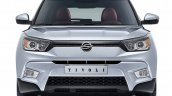 SsangYong Tivoli Front Press-Image