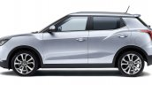 SsangYong Tivoli Side Press-Image