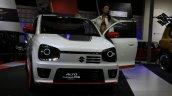 Suzuki Alto Turbo RS Concept front at the 2015 Tokyo Auto Salon