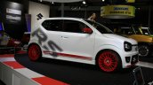 Suzuki Alto Turbo RS Concept front quarters at the 2015 Tokyo Auto Salon
