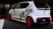 Suzuki Alto Turbo RS Concept rear quarter at the 2015 Tokyo Auto Salon