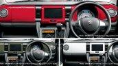 Suzuki Hustler J Style interior