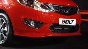 Tata Bolt bodykit front splitter