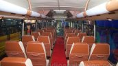 Tata Starbus Ultra interior at the Bus and Special Vehicles Expo 2015