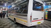 Tata Starbus Ultra rear quarter at the Bus and Special Vehicles Expo 2015