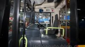 Tata Ultra AC Urban cabin at the Bus and Special Vehicles Expo 2015