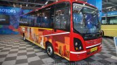 Tata Ultra AC Urban front quarters at the Bus and Special Vehicles Expo 2015
