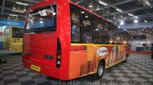 Tata Ultra AC Urban rear quarters at the Bus and Special Vehicles Expo 2015