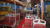 Tata Ultra AC Urban seats at the Bus and Special Vehicles Expo 2015