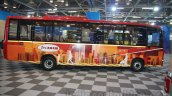 Tata Ultra AC Urban side at the Bus and Special Vehicles Expo 2015