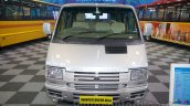 Tata Winger DICOR BS4 front at the Bus and Special Vehicle Show 2015