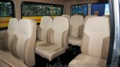 Tata Winger DICOR BS4 seating at the Bus and Special Vehicle Show 2015