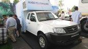 Tata Xenon Space Cab front three quarter Malaysia