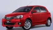 Toyota Etios Valco facelift Indonesia new color