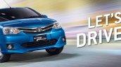 Toyota Etios Valco facelift Indonesia