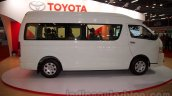 Toyota Hiace at Bus and Special Vehicle Show 2015
