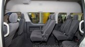 Toyota Hiace cabin at Bus and Special Vehicle Show 2015
