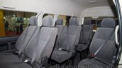 Toyota Hiace seats at Bus and Special Vehicle Show 2015