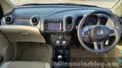 Updated Honda Amaze India interior