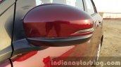 Updated Honda Amaze India wing mirror