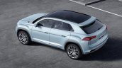 VW Cross Coupe GTE Concept top