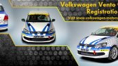 VW Vento Cup Car India