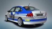 VW Vento Cup Car rear quarters India