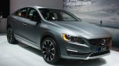 Volvo S60 Cross Country front quarter at the 2015 Detroit Auto Show