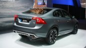 Volvo S60 Cross Country rear quarter at the 2015 Detroit Auto Show