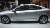 Volvo S60 Inscription wheelbase at the 2015 Detroit Auto Show