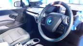 2015 BMW i3 India showcase dashboard