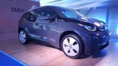 2015 BMW i3 India showcase front three quarter