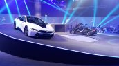 2015 BMW i8 India launch combo