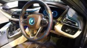 2015 BMW i8 India launch front dashboard