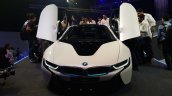2015 BMW i8 India launch front doors open