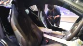 2015 BMW i8 India launch front seats