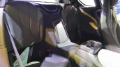 2015 BMW i8 India launch rear cabin