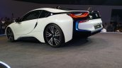 2015 BMW i8 India launch rear three quarter