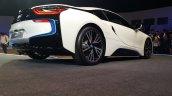 2015 BMW i8 India launch rear underbody