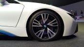 2015 BMW i8 India launch rim