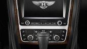 2015 Bentley Continental GT press shot center console