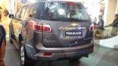 2015 Chevrolet Trailblazer rear quarter