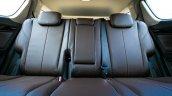2015 Chevrolet Trailblazer rear seats